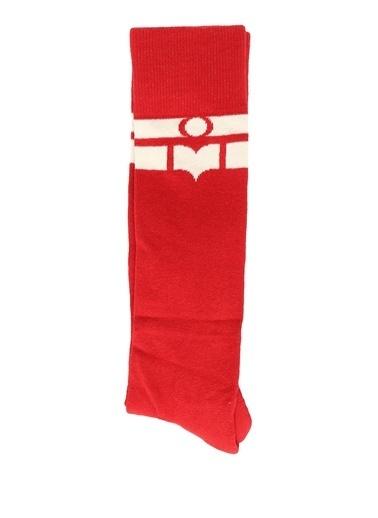 Etoile İsabel Marant Çorap Kırmızı